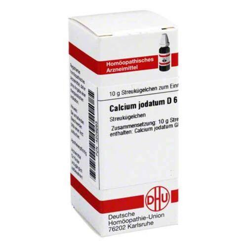 DHU Calcium jodatum D 6 Globuli