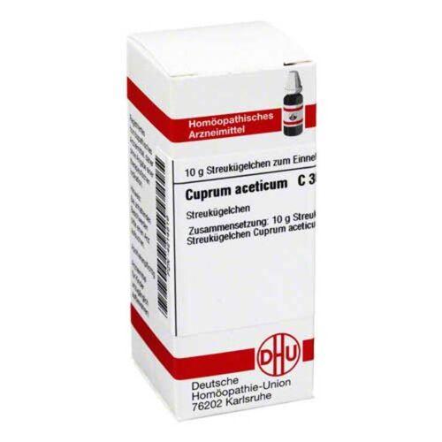 DHU Cuprum aceticum C 30 Globuli
