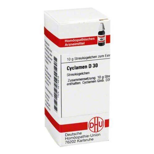 DHU Cyclamen D 30 Globuli