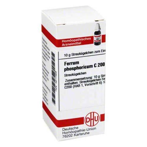 DHU Ferrum phosphoricum C 200 Globuli
