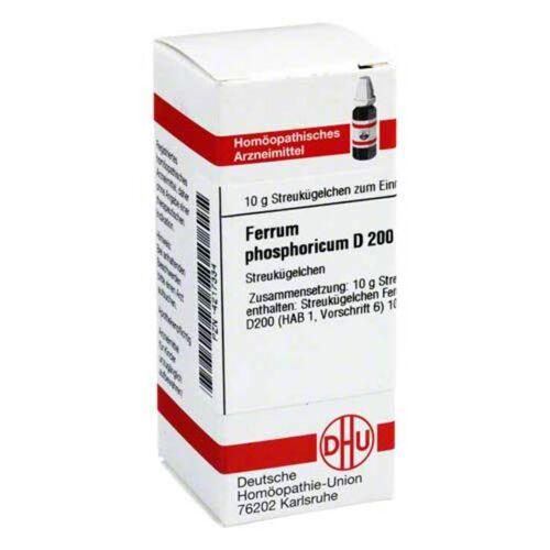 DHU Ferrum phosphoricum D 200 Globuli