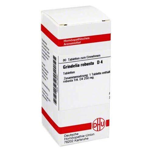 DHU Grindelia robusta D 4 Tabletten