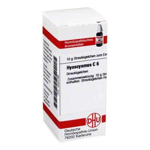 DHU Hyoscyamus C 6 Globuli