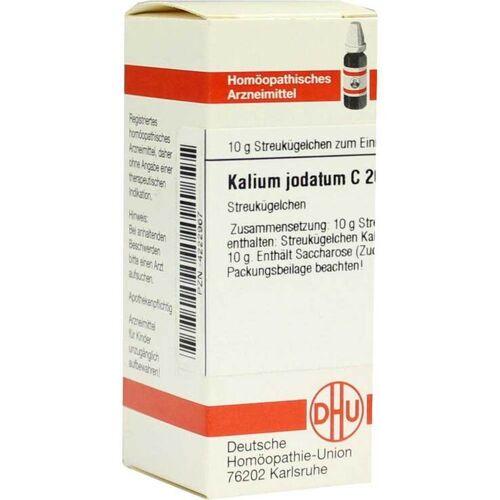 DHU Kalium jodatum C 200 Globuli