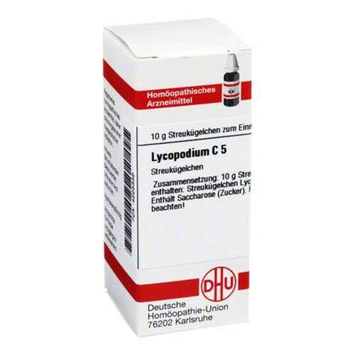 DHU Lycopodium C 5 Globuli