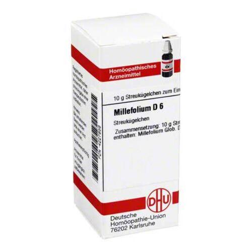 DHU Millefolium D 6 Globuli
