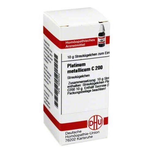 DHU Platinum metallicum C 200 Globuli