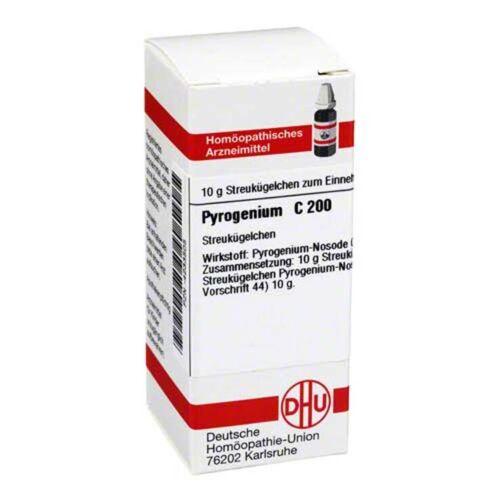 DHU Pyrogenium C 200 Globuli