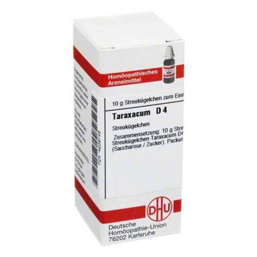 DHU Taraxacum D 4 Globuli