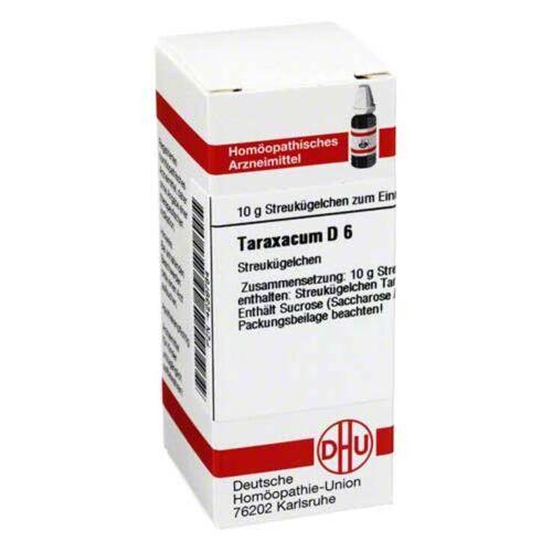 DHU Taraxacum D 6 Globuli