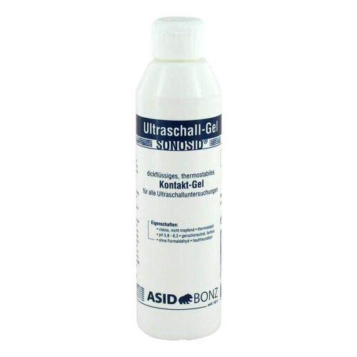 Asid Ultraschallgel Flasche