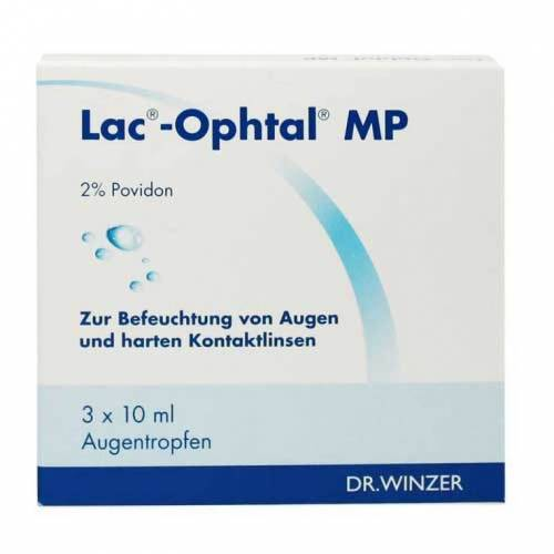 Lac-Ophtal Lac Ophtal MP Augentropfen
