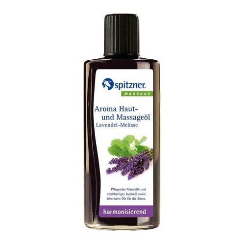 Spitzner Haut- und Massageöl Lavendel Melisse