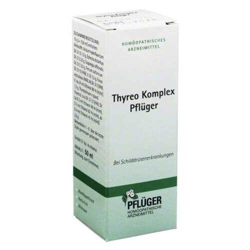 Pflüger Thyreo Komplex Pflüger