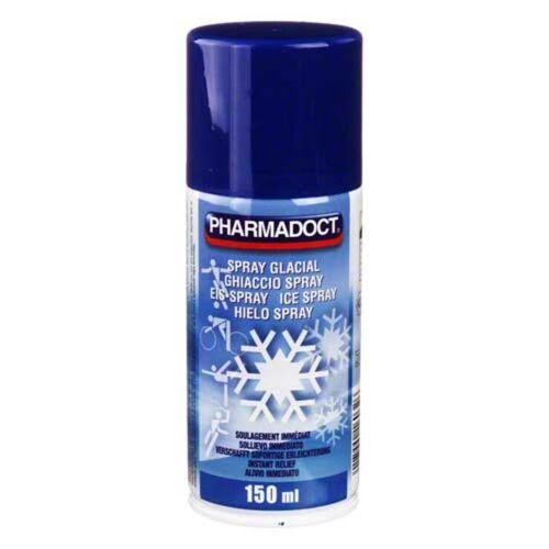 Pharmadoct Eisspray zur Kühlung von Prellungen