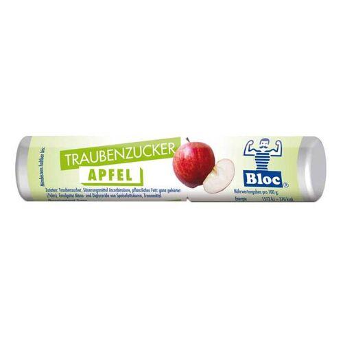 Bloc Traubenzucker Apfel Rolle