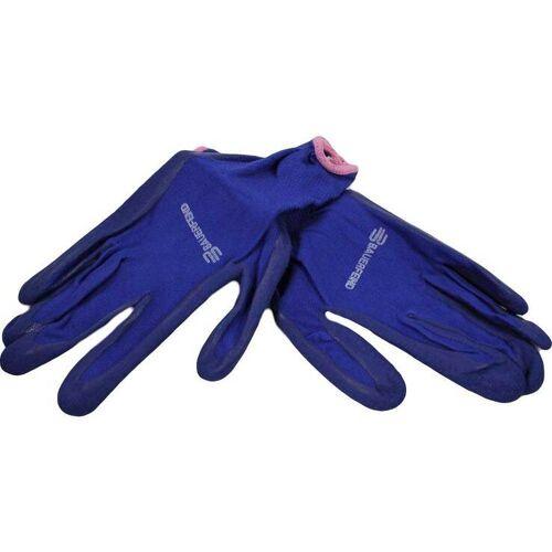 Bauerfeind Handschuhe blau Größe S