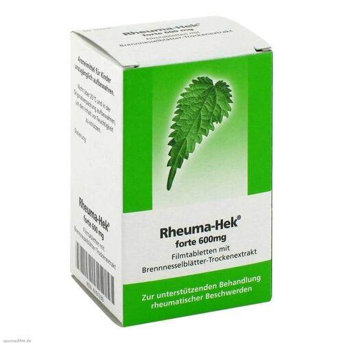 Rheuma-Hek Rheuma Hek forte 600 mg Filmtabletten