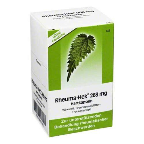 Rheuma-Hek Rheuma Hek 268 mg Hartkapseln