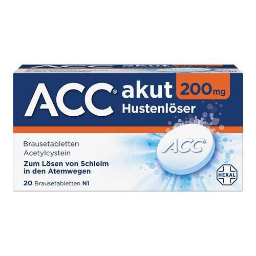 ACC akut 200 mg Brausetabletten