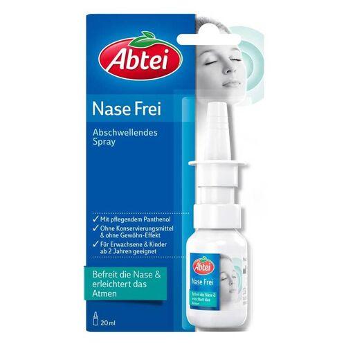 Abtei Nase Frei abschwellendes Spray