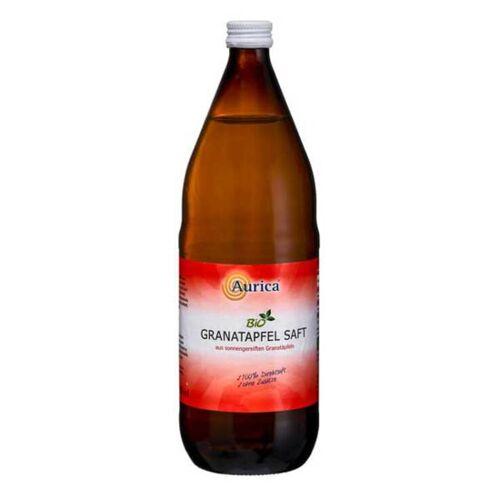 Aurica Granatapfel 100% Direktsaft Bio