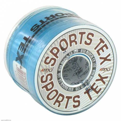 Sports Tex Kinesio Sports Tex Tape 5cmx5m blau