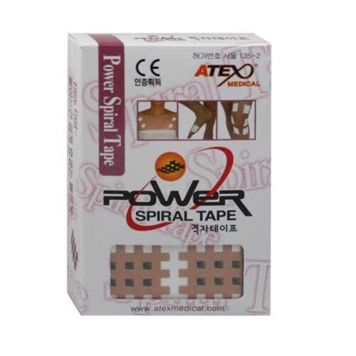 Atex Medical Gitter Tape Power Spiral Tape Atex 28x36 mm