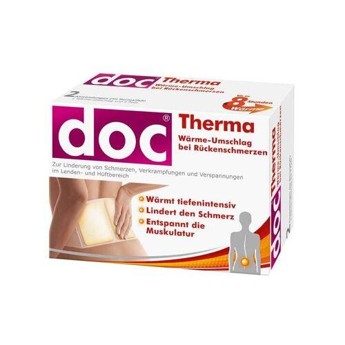 Doc Therma Wärme-Umschlag bei Rückenschmerzen