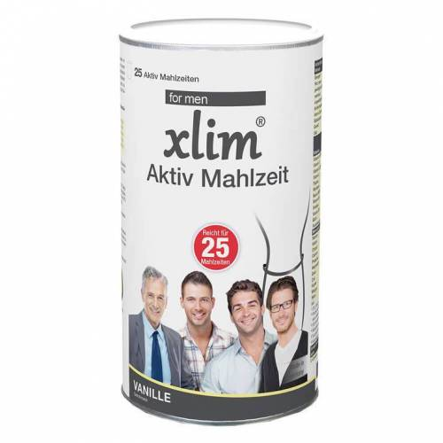 Xlim Aktiv-Mahlzeit for men Pulver