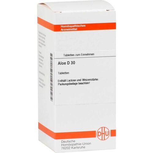 DHU Aloe D 30 Tabletten
