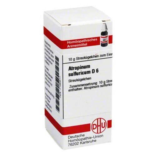 DHU Atropinum sulfuricum D 6 Globuli