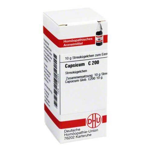 DHU Capsicum C 200 Globuli