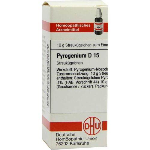 DHU Pyrogenium D 15 Globuli