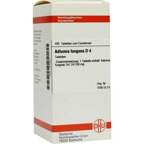 DHU Adlumia Fungosa D 4 Tabletten
