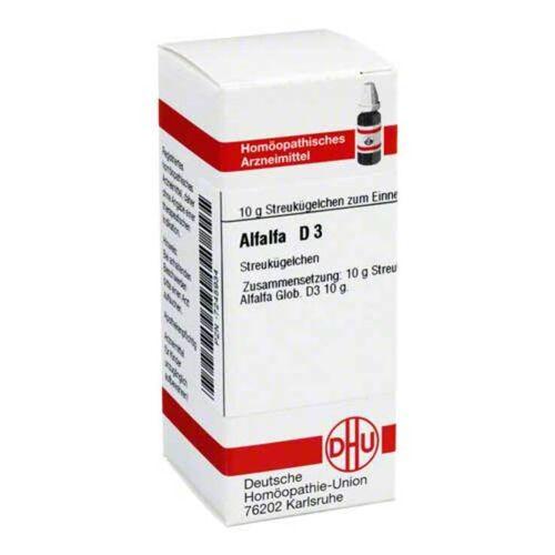DHU Alfalfa D 3 Globuli