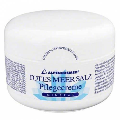 Alpencosmed Totes Meer Salz Mineral Pfle