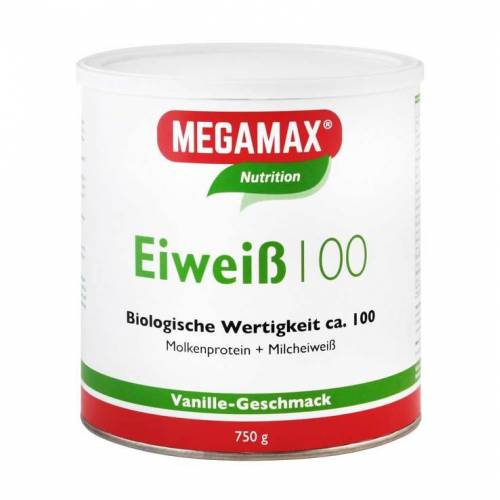 Megamax Eiweiss Vanille Megamax Pulv