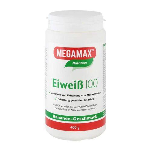 Megamax Eiweiss 100 Banane Megamax P
