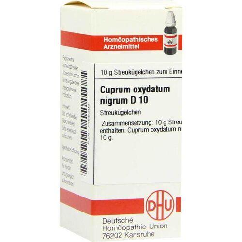 DHU Cuprum Oxyd nigrum D 10 Globuli