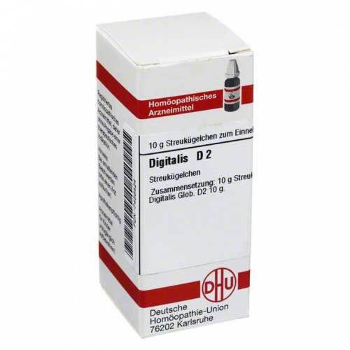 DHU Digitalis D 2 Globuli