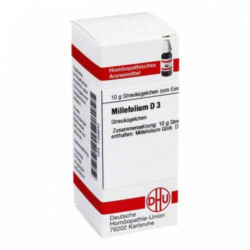 DHU Millefolium D 3 Globuli