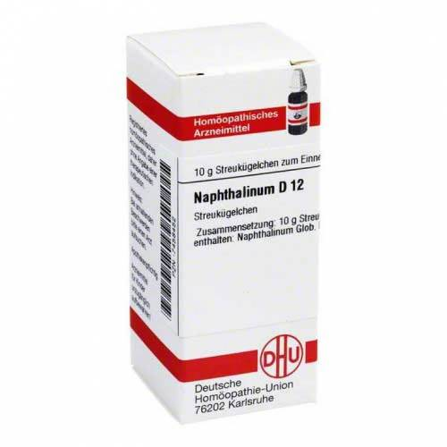 DHU Naphthalinum D 12 Globuli