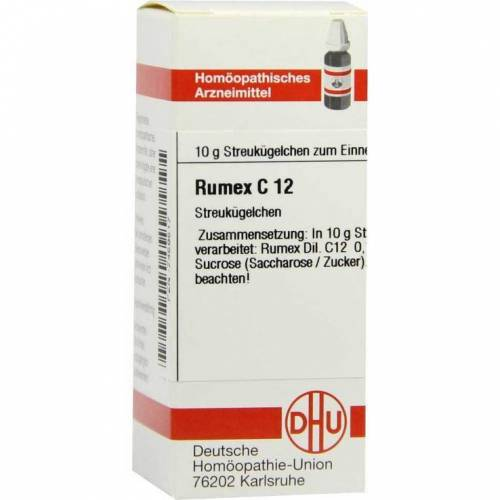 DHU Rumex C 12 Globuli