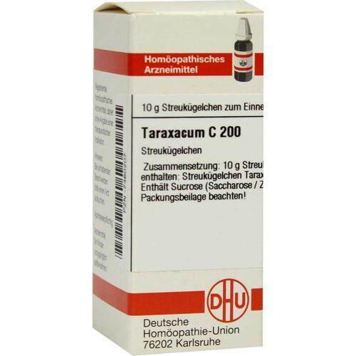 DHU Taraxacum C 200 Globuli