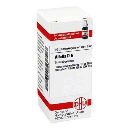 DHU Alfalfa D 6 Globuli