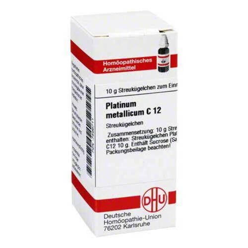 DHU Platinum metallicum C 12 Globuli