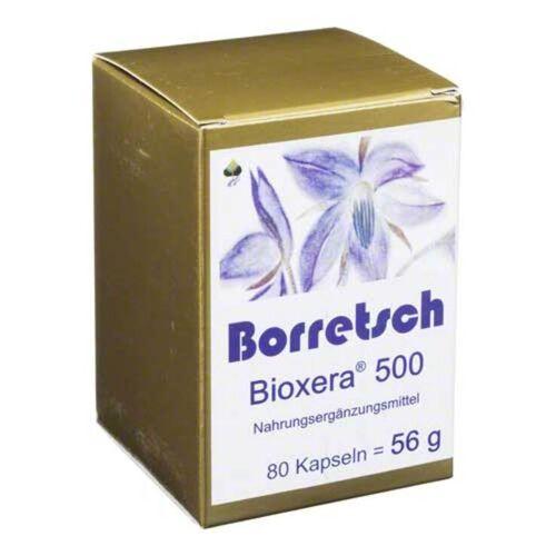 Bioxera Borretsch Bioxera 500 Kapsel