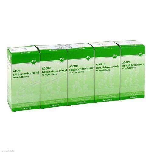 Acoin Lidocainhydrochlorid 40 mg / ml Lösung