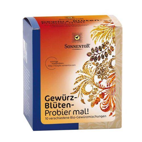 Sonnentor Gewürz-Blüten-Probier mal!